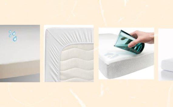 waterdichte matrasbeschermer