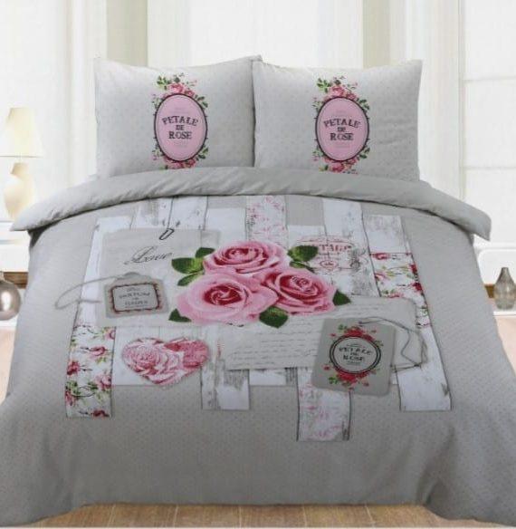 rozen dekbedovertrek