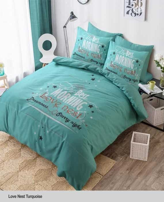 love nest turquoise